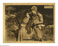 """The Hoosier Schoolmaster (Hodkinson Pictures, 1924). Lobby Card (11"""" X 14""""). Ralph Hartsook (Henry Hull) is th..."""