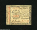 Colonial Notes:Continental Congress Issues, Continental Currency January 14, 1779 $40 Choice New. A very wellmargined Continental note that has good print quality and ...