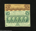 Fractional Currency:First Issue, Fr. 1281 25c First Issue XF Fr. 1312 50c First Issue VF. Here is a First Issue starter set. ... (2 notes)