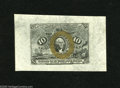 Fractional Currency:Second Issue, Fr. 1244SP Wide Margin Face 10c Second Issue Gem New. A lovely wide margin specimen face with ample margins and excellent ce...