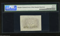 "Fractional Currency:Second Issue, Fr. 1283SP 25c Second Issue Narrow Margin Back Specimen Gem Crisp Uncirculated. To quote PMG, ""margins trimmed from a wide m..."