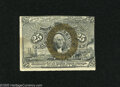 Fractional Currency:Second Issue, Fr. 1285 25c Second Issue New. Tightly trimmed on two sides and with some handling this is still a pleasing example of a sca...