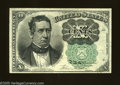 Fractional Currency:Fifth Issue, Fr. 1264 10c Fifth Issue Choice New. Only a thin bottom marginhinders this Green Seal Meredith. Green Seal Merediths have a...