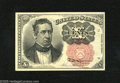 Fractional Currency:Fifth Issue, Fr. 1265 10c Fifth Issue Choice New. A very well margined and fresh red seal Meredith with long key....