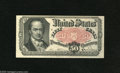Fractional Currency:Fifth Issue, Fr. 1381 50c Fifth Issue Choice New. Three ample margins are foundon this 50 Cent note....