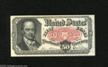 """Fractional Currency:Fifth Issue, Fr. 1381 50c Fifth Issue Extremely Fine. Light handling is detectedon this """"Bob Hope"""" note...."""