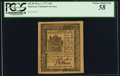 Colonial Notes:Delaware, Delaware May 1, 1777 18d PCGS Choice About New 58.. ...