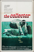 "Movie Posters:Thriller, The Collector & Other Lot (Columbia, 1965). Folded, Fine/VeryFine. One Sheets (2) (27"" X 41""). Thriller.. ... (Total: 2 Items)"