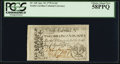 Colonial Notes:South Carolina, South Carolina April 10, 1778 2s 6d PCGS Choice About New 58PPQ.....