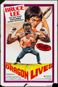 "Movie Posters:Action, Bruce Lee: The Man, The Myth (Cinema Shares International, 1977).One Sheets (5) (23"" X 35,"" 21"" X 30.75,"" & 27"" X 41""), Hon...(Total: 15 Items)"