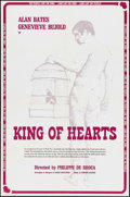 """Movie Posters:Foreign, King of Hearts (Lopert, 1967). Identical One Sheets (3) (26.25"""" X 39.75""""). Foreign.. ... (Total: 3 Items)"""