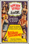 "Movie Posters:War, The Naked Brigade & Others Lot (Universal, 1965). One Sheets(3) (27"" X 41""). War.. ... (Total: 3 Items)"