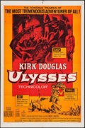"""Movie Posters:Adventure, Ulysses & Others Lot (Paramount, R-1960). One Sheets (3) (27"""" X41"""") & Poster (14.5"""" X 27.75""""). Adventure.. ... (To..."""