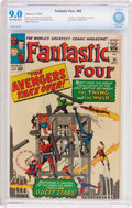 Silver Age (1956-1969):Superhero, Fantastic Four #26 (Marvel, 1964) CBCS VF/NM 9.0 Off-white to white pages....