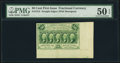 Fractional Currency:First Issue, Fr. 1312 50¢ First Issue PMG About Uncirculated 50 EPQ.. ...