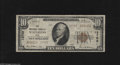 National Bank Notes:Iowa, Waterloo, IA - $10 1929 Ty. 2 The NB Ch. # 13702 This scarce institution only lists approximately 15 notes in the curre...