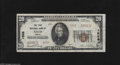 National Bank Notes:Maine, Saco, ME - $20 1929 Ty. 2 The York NB Ch. # 1528 This makes onlythe third Type 2 $20 from this institution per the lat...