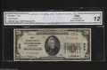 National Bank Notes:Pennsylvania, Pittsburgh, PA - $20 1929 Ty. 1 The Second NB Ch. # ...