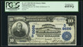 National Bank Notes:Virginia, Richmond, VA - $10 1902 Plain Back Fr. 627 National State &City Bank Ch. # (S)8666. ...