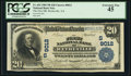 National Bank Notes:Virginia, Wytheville, VA - $20 1902 Plain Back Fr. 652 The First NB Ch. #(S)9012. ...