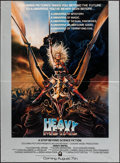 "Movie Posters:Animation, Heavy Metal (Columbia, 1981). Poster (18"" X 24.5"") Advance. Animation.. ..."