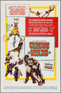"Movie Posters:Documentary, Circus Stars & Other Lot (Paramount, 1960). One Sheets (2) (27"" X 41""). Documentary.. ... (Total: 2 Items)"