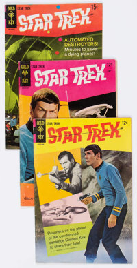 Star Trek Complete Series Group of 66 (Gold Key/Whitman, 1967-81) Condition: Average VG+.... (Total: 66 Comic Books)