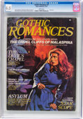 Magazines:Romance, Gothic Romances #1 (Atlas-Seaboard, 1974) CGC FN+ 6.5 White pages....