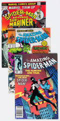 Modern Age (1980-Present):Superhero, The Amazing Spider-Man Group of 23 (Marvel, 1982-93) Condition:Average VF+.... (Total: 23 Comic Books)