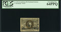 Fractional Currency:Second Issue, Fr. 1316 50¢ Second Issue PCGS Very Choice New 64PPQ.. ...
