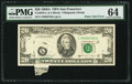 Error Notes:Miscellaneous Errors, Fr. 2076-L $20 1988A Federal Reserve Note. PMG Choice Uncirculated 64.. ...