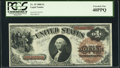 Large Size:Legal Tender Notes, Fr. 29 $1 1880 Legal Tender PCGS Extremely Fine 40PPQ.. ...