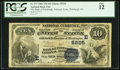 National Bank Notes:Pennsylvania, Pittsburgh, PA - $10 1882 Value Back Fr. 577 The Bank ofPittsburgh, National Assoc Ch. # (E)5225. ...