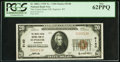 National Bank Notes:Wisconsin, Superior, WI - $20 1929 Ty. 1 The United States NB Ch. # 9140. ...