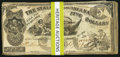 Obsoletes By State:Louisiana, Baton Rouge, LA- State of Louisiana $5(50) Oct. 10, 1862 Cr. 10. ... (Total: 50 notes)