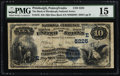 National Bank Notes:Pennsylvania, Pittsburgh, PA - $10 1882 Date Back Fr. 545 The Bank of Pittsburgh,National Assoc Ch. # (E)5225. ...