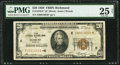 Small Size:Federal Reserve Bank Notes, Fr. 1870-E* $20 1929 Federal Reserve Bank Note. PMG Very Fine 25 Net.. ...