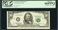 Error Notes:Miscellaneous Errors, Fr. 2114-D $50 1969 Federal Reserve Note. PCGS Gem New 66PPQ.. ...