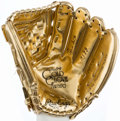 Baseball Collectibles:Others, Ozzie Smith Signed Gold Glove. Offered here is a R...