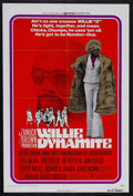 "Movie Posters:Blaxploitation, Willie Dynamite (Universal, 1974). One Sheet (27"" X 41""). Crime.Starring Roscoe Orman, Diana Sands, Roger Robinson and Geor..."