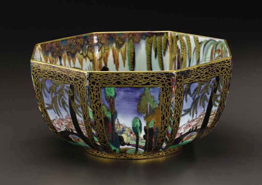 An English Art Pottery Bowl Designed By Daisy Makeig Jones Lot 33813 Heritage Auctions Последние твиты от daisy brown (@daisybrownreal). heritage auctions fine art