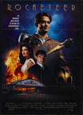 "Movie Posters:Action, The Rocketeer (Buena Vista, 1991). One Sheet (27"" X 41""). Action Adventure. Starring Bill Campbell, Jennifer Connelly, Alan ..."