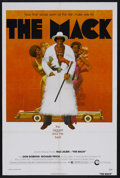 "Movie Posters:Blaxploitation, The Mack (Cinerama Releasing, 1973). One Sheet (27"" X 41""). Crime.Starring Max Julien, Don Gordon, Richard Pryor, Carol Spe..."