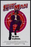 "Movie Posters:Blaxploitation, Hit Man (MGM, 1973). One Sheet (27"" X 41""). Crime. Starring Bernie Casey, Pam Grier, Tracy Ann-King and Bhetty Waldron. Dire..."