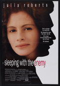 """Movie Posters:Thriller, Sleeping with the Enemy (20th Century Fox, 1991). One Sheet (27"""" X 41"""") Double Sided. Thriller. Starring Julia Roberts, Patr..."""