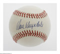 Autographs:Baseballs, Don Drysdale Single Signed Baseball. ONL (Giamatti) baseball offers10/10 blue ink sweet spot signature from the Dodger pitc...