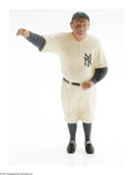 "Baseball Collectibles:Hartland Statues, Babe Ruth Hartland Figure. Part of the ""Original 18"" 1958-1962 Hartland Statues, this Babe Ruth figure is in excellent condi..."