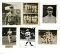 Baseball Collectibles:Photos, Casey Stengel New York Giants Photographs from the Casey StengelCollection Lot of 6. Great collection of six press photogra...