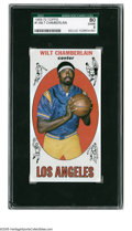 Basketball Cards:Singles (Pre-1970), Basketball 1969 Topps Wilt Chamberlain #1 SGC EX/NM 80. Strongexample of this important card. ...