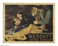 """Movie Posters:Drama, After Tonight (RKO, 1933). Lobby Cards (5) (11"""" X 14""""). Offeredhere are five original lobby cards for this romantic drama s... (5Items)"""